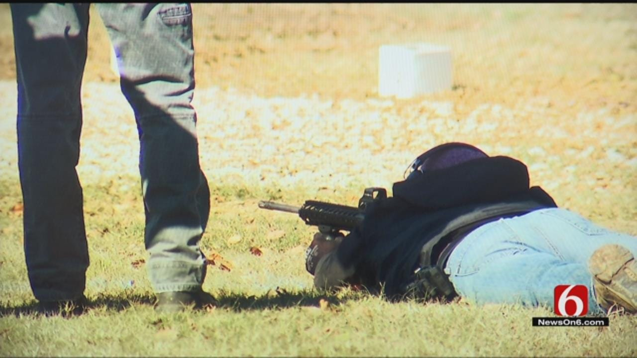 Kiefer Hosts Advanced Shooter Training For Local Law Enforcement