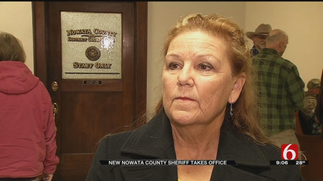 Nowata County's New Sheriff Wants To Turn The Department Around