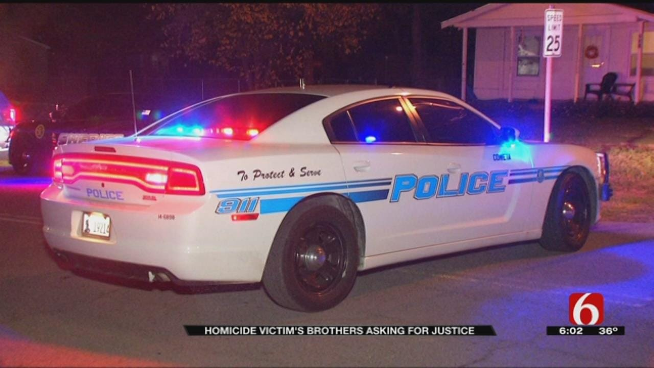 Family Hoping For Answers After Body Found In Coweta