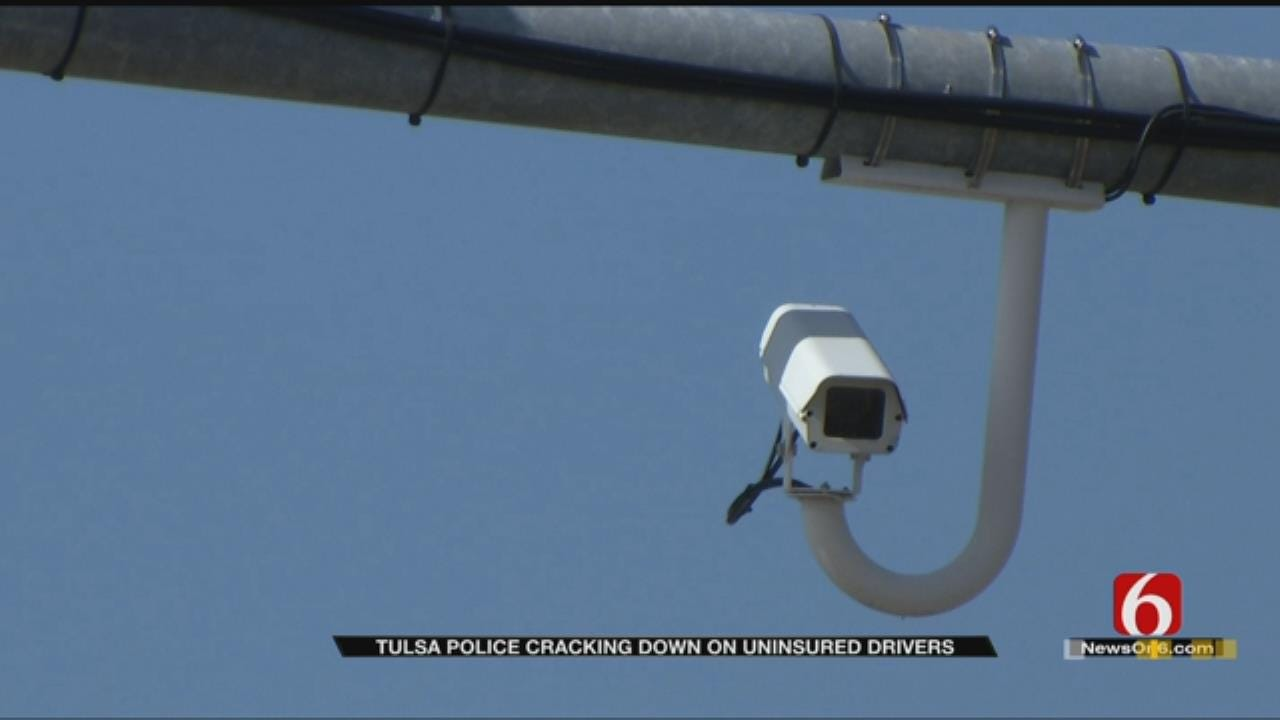 Police To Crack Down On Uninsured Oklahoma Drivers