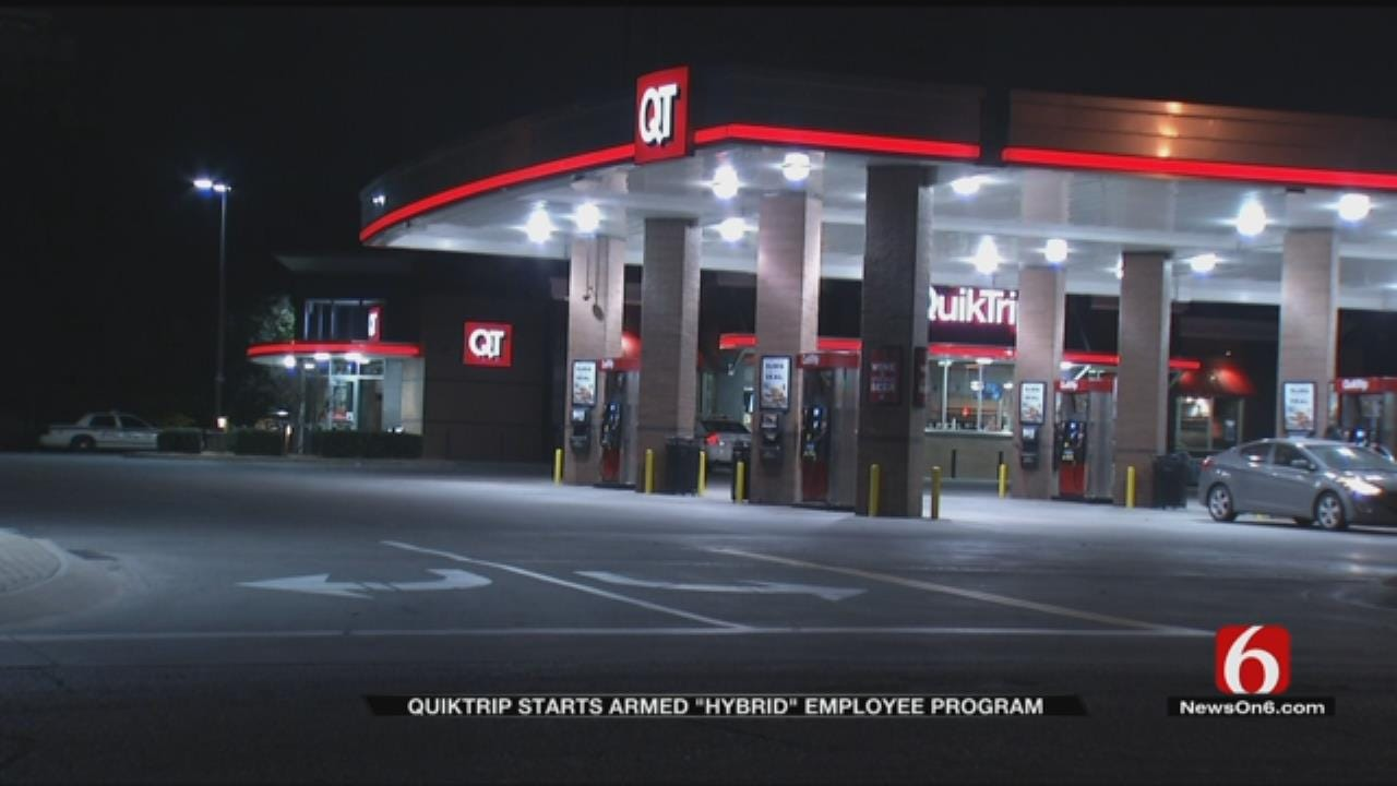 QuikTrip Working To Add Armed Employees To Tulsa Stores