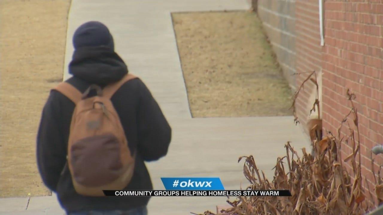Tulsa Organizations Making Preparations To Help Homeless As Temperatures Drop