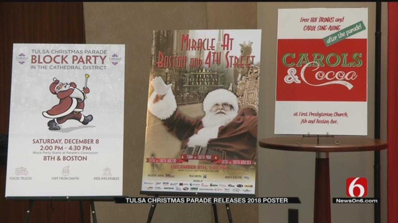 First Ever Tulsa Christmas Parade Block Party Announced
