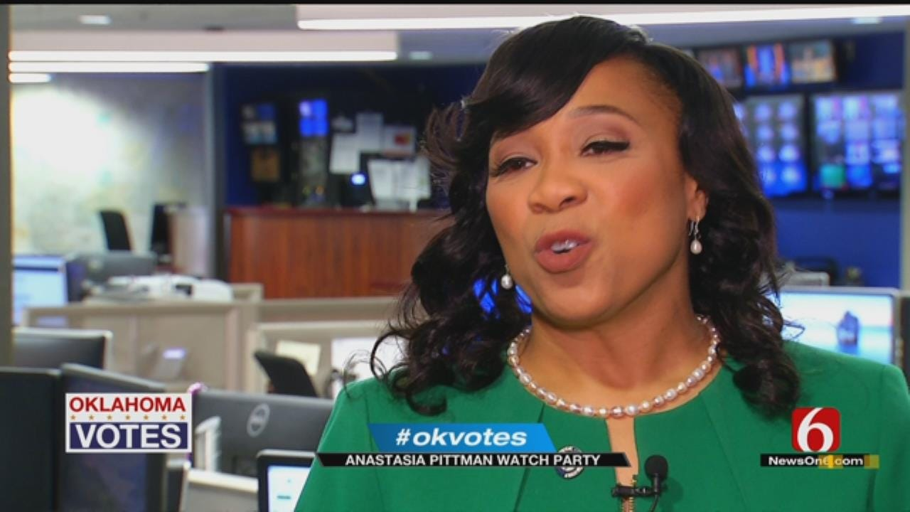 Lt. Governor Candidate Anastasia Pittman Believes Oklahomans Need Experienced Lawmakers