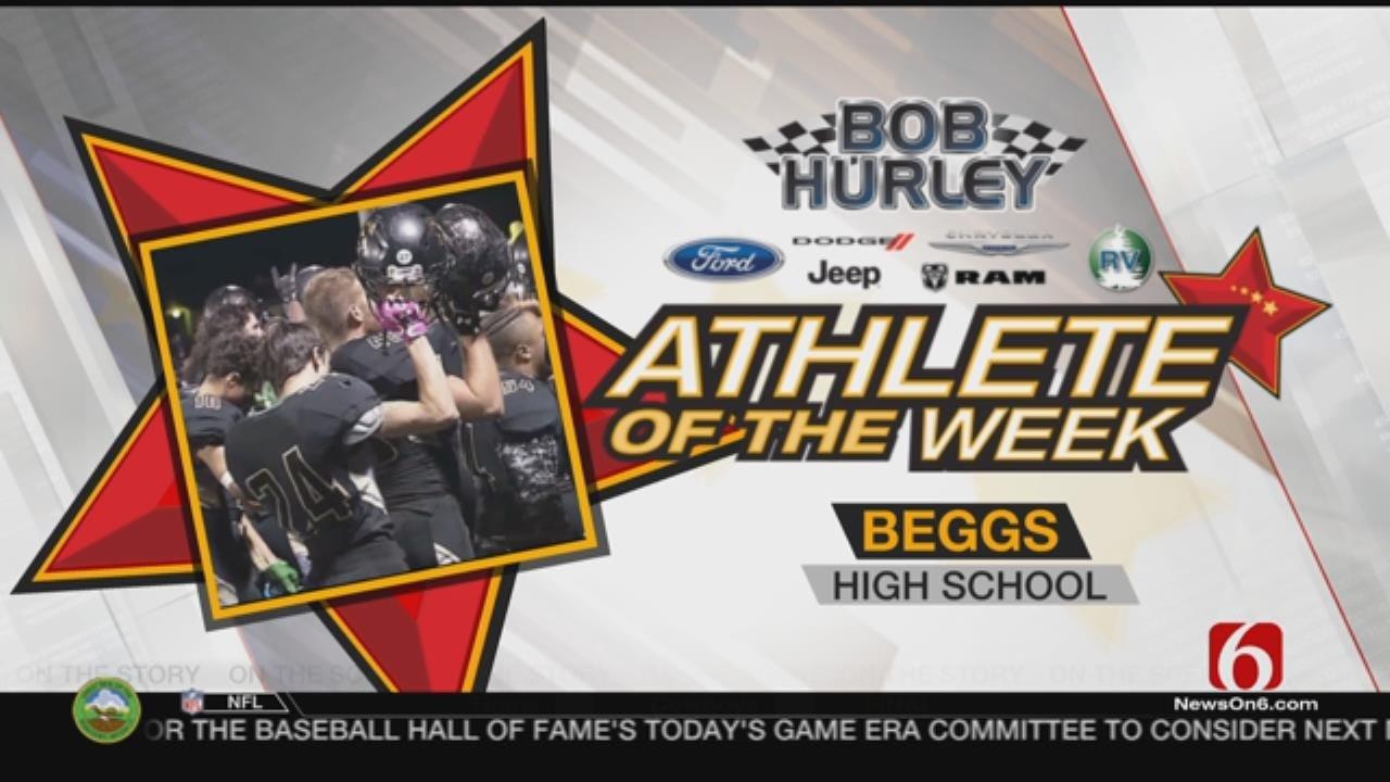 Week 10 'Team' Of The Week: Beggs High School