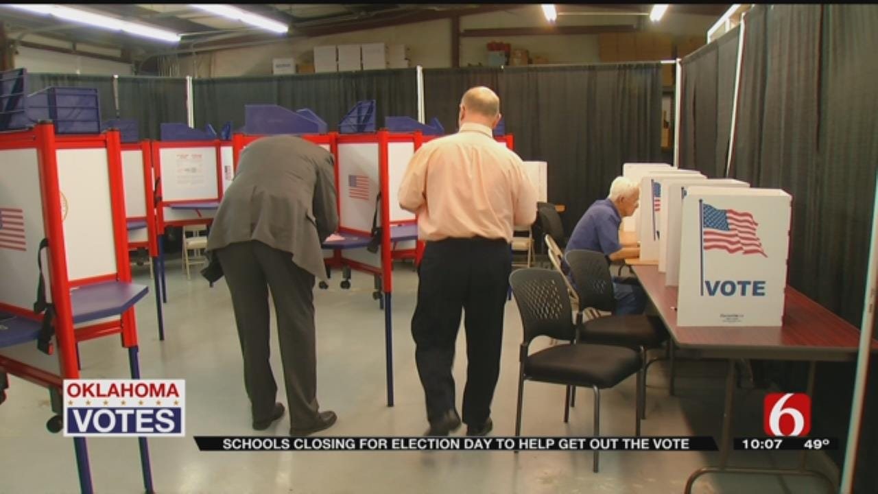 Several OK Schools Closing On Election Day