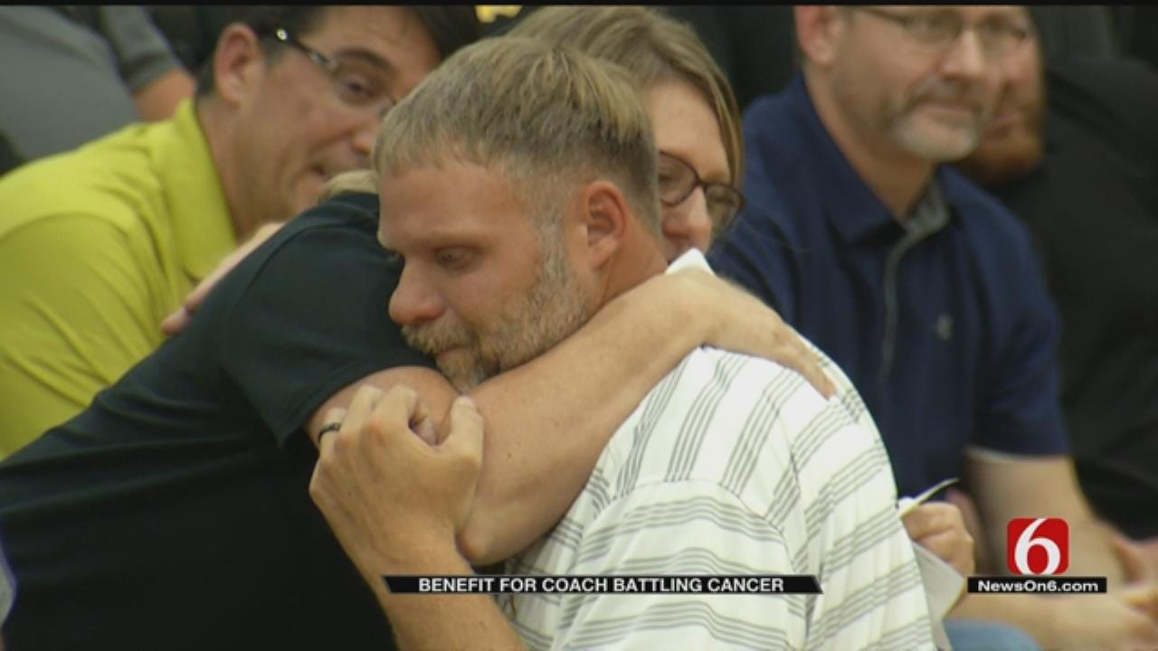Sand Springs Restaurant Raising Money For Coach Diagnosed With Cancer