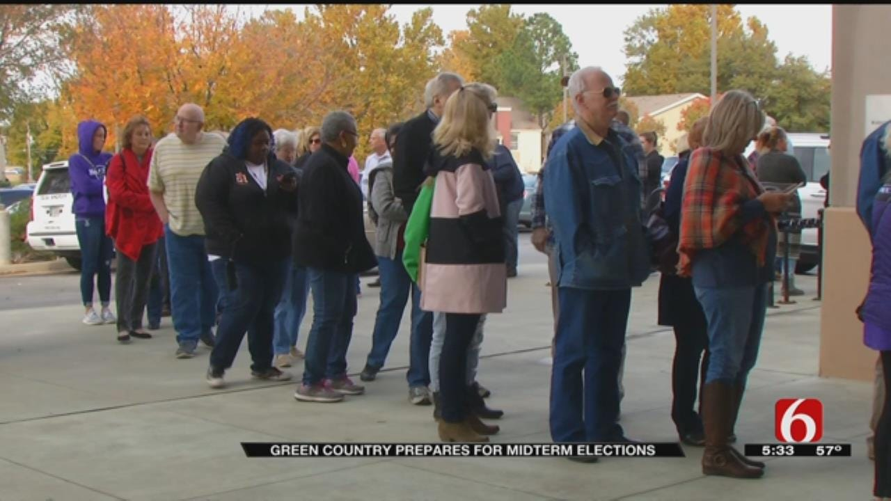 Oklahoma Election Day Preview
