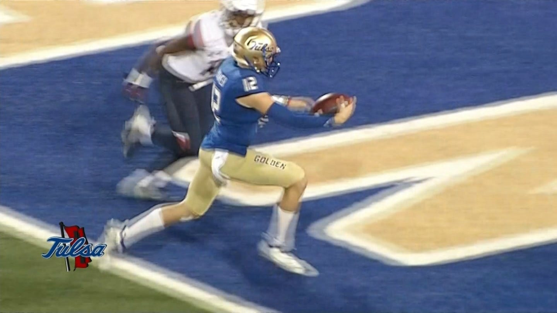 Tulsa Defeats UConn, Snapping 7-Game Losing Streak