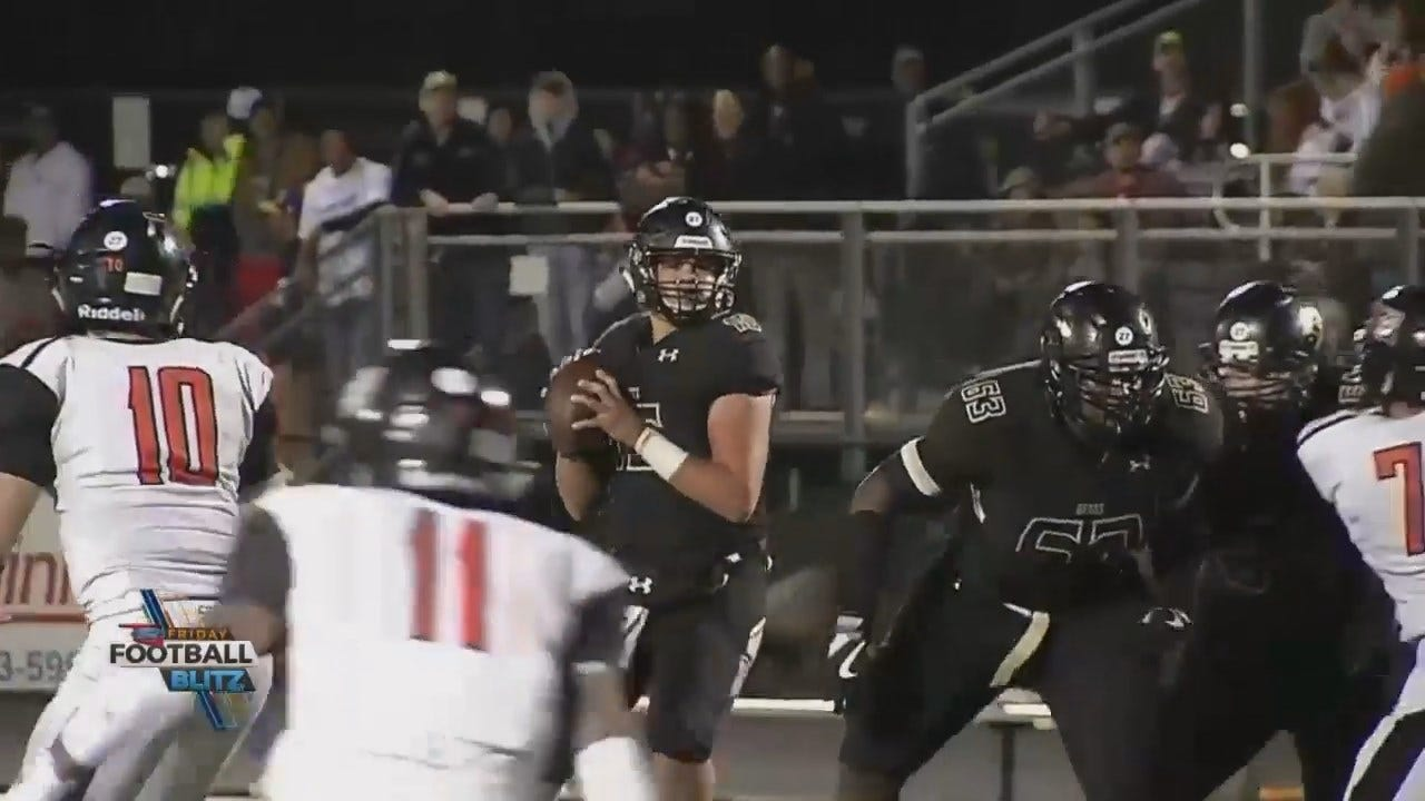 Beggs Defeats Sperry 35-21 In Emotional Game