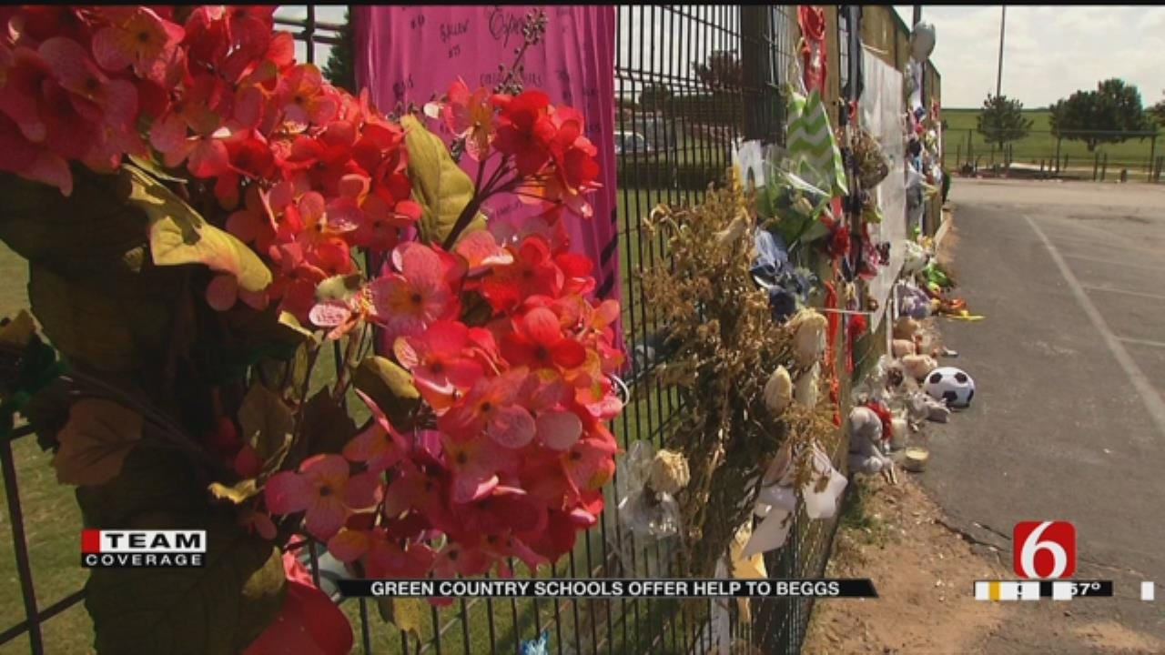 Schools Across Oklahoma Offer Support After Beggs Tragedy