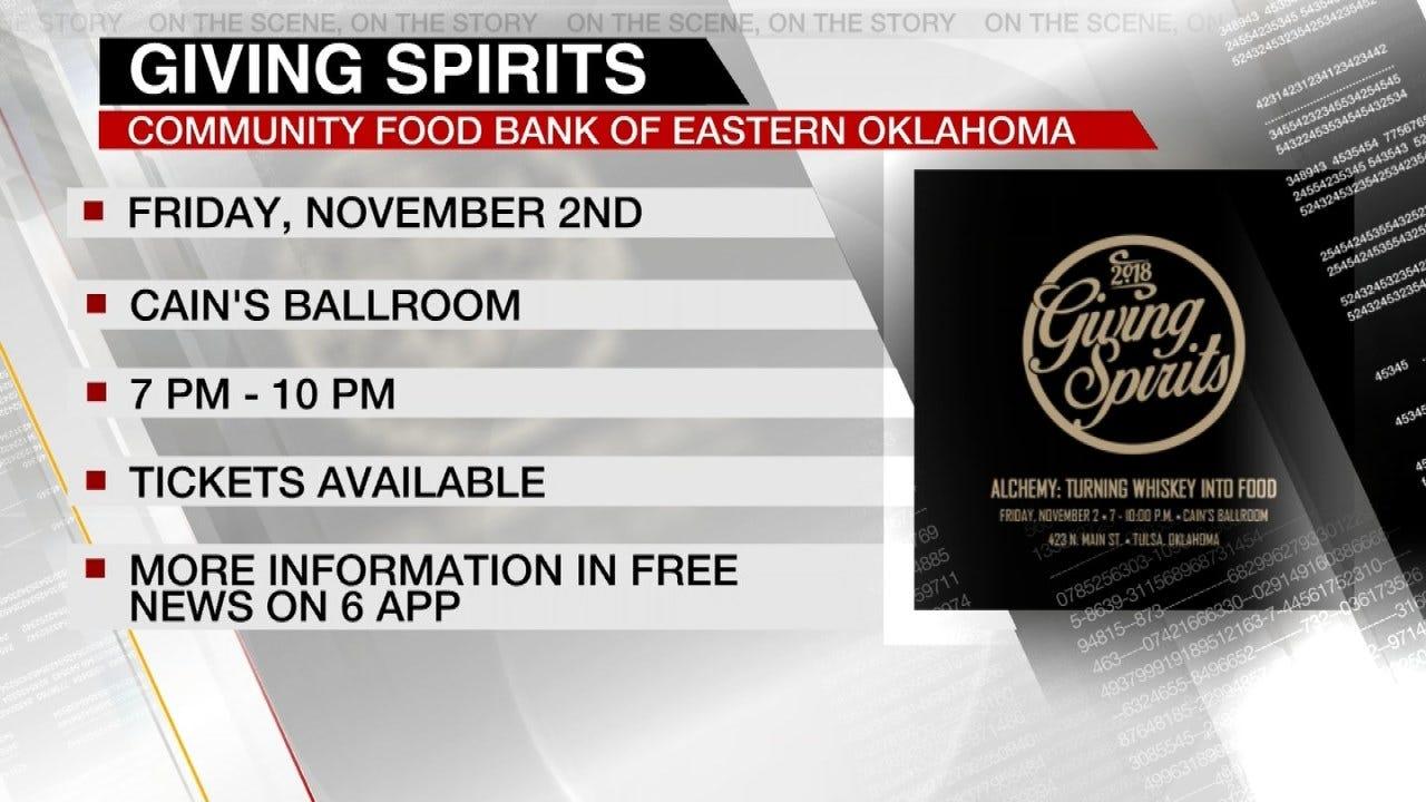 2018 Giving Spirits Benefit Friday At Cain's Ballroom