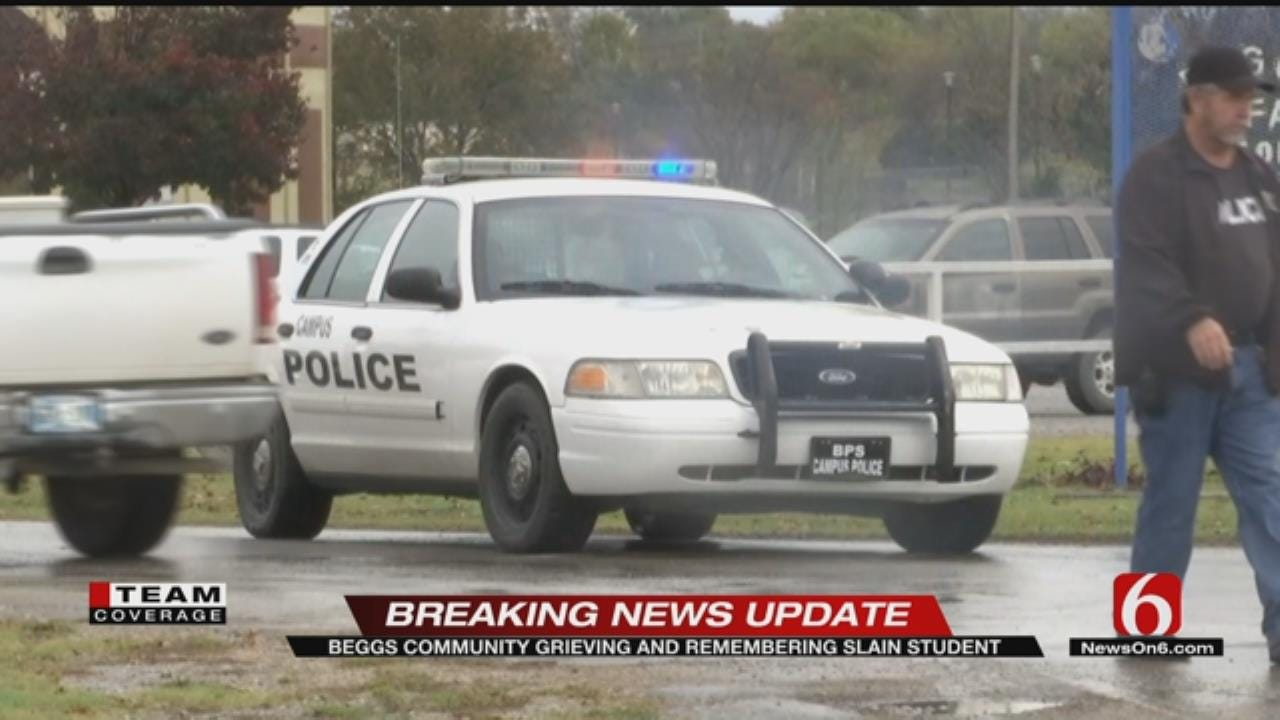 Beggs Community Leaders Working To Help Students After Shooting