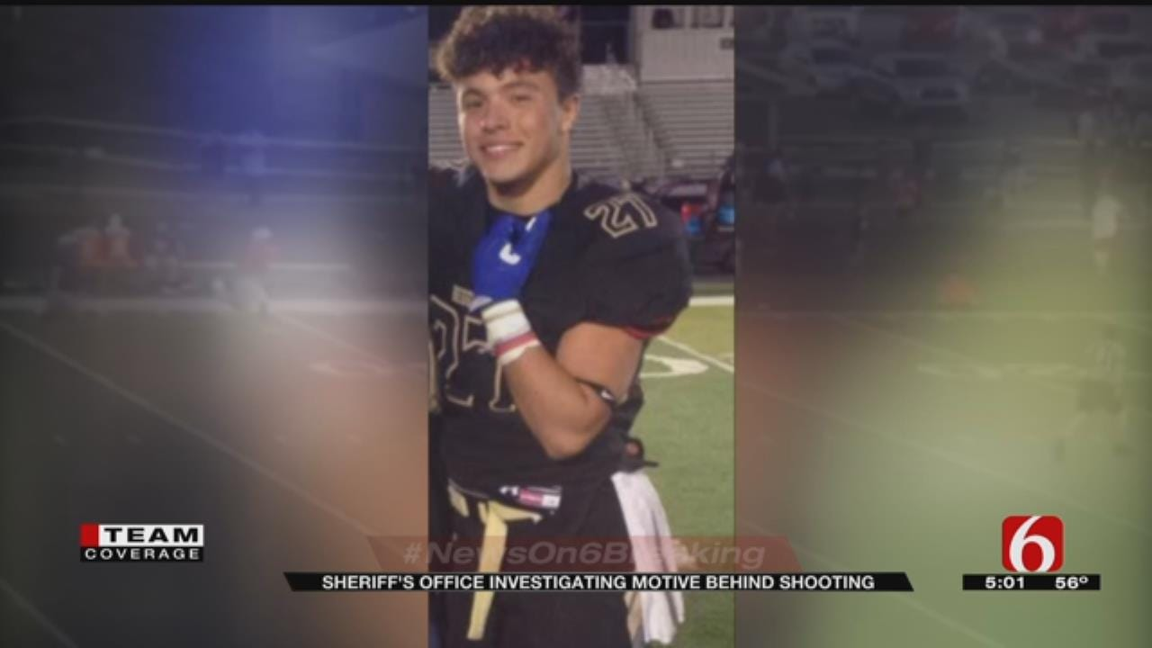 Beggs Murder Victim Remembered For Smile, Football Prowess