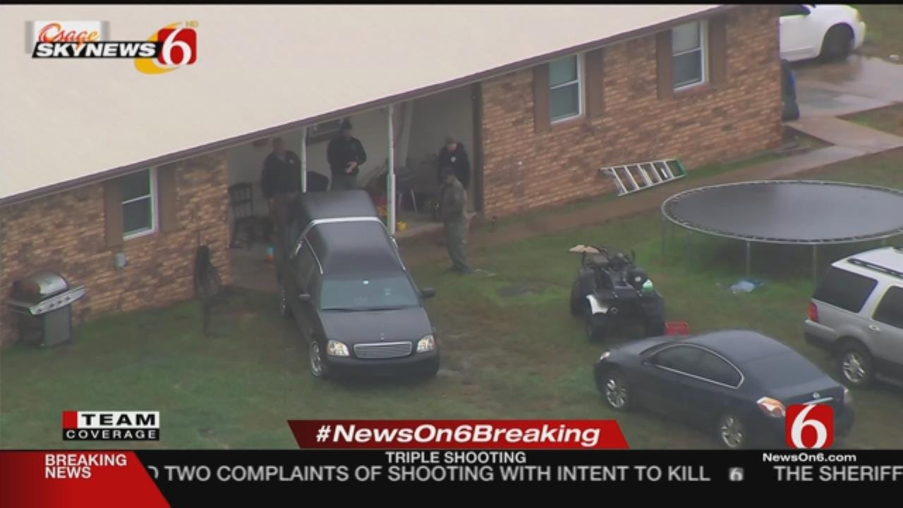 1 Teen Dead, 2 Hurt In Nuyaka Triple Shooting; Mother Arrested