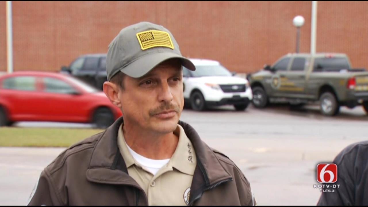 Sheriff Eddy Rice: Nuyaka Deadly Shooting Update