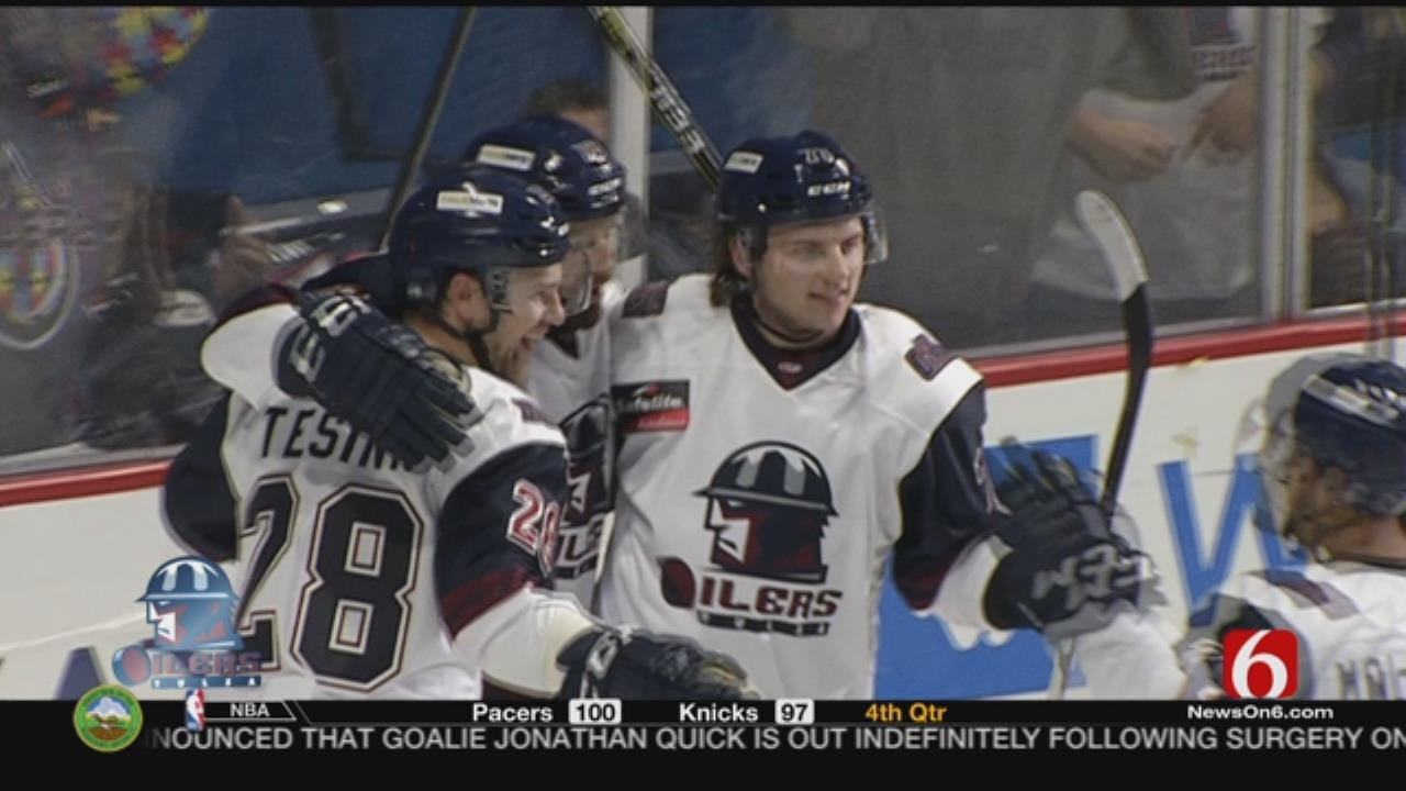 Oilers 2nd In Division After Winning 4 Of Last 5 Games