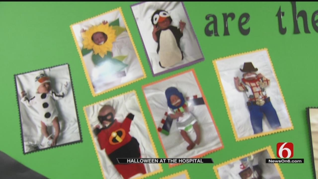 Nurses At St. John Create Costumes For Hospital's Tiniest Patients