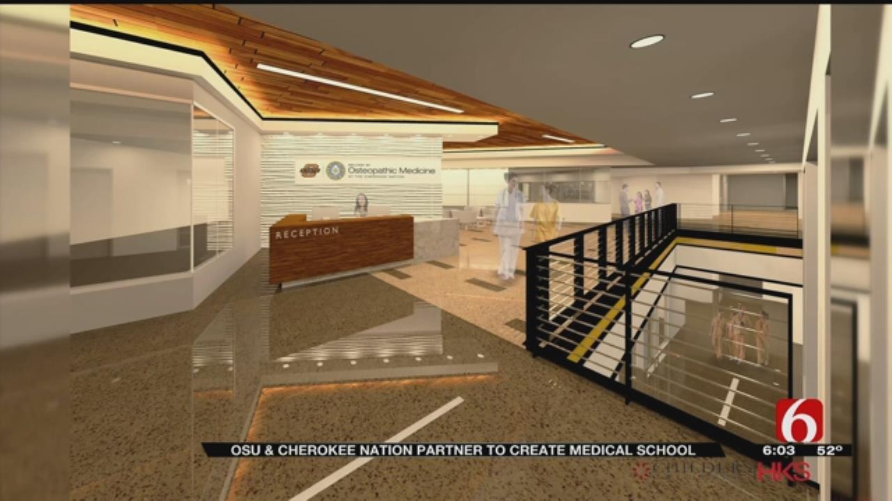 OSU, Cherokee Nation Announce Historic Collaboration
