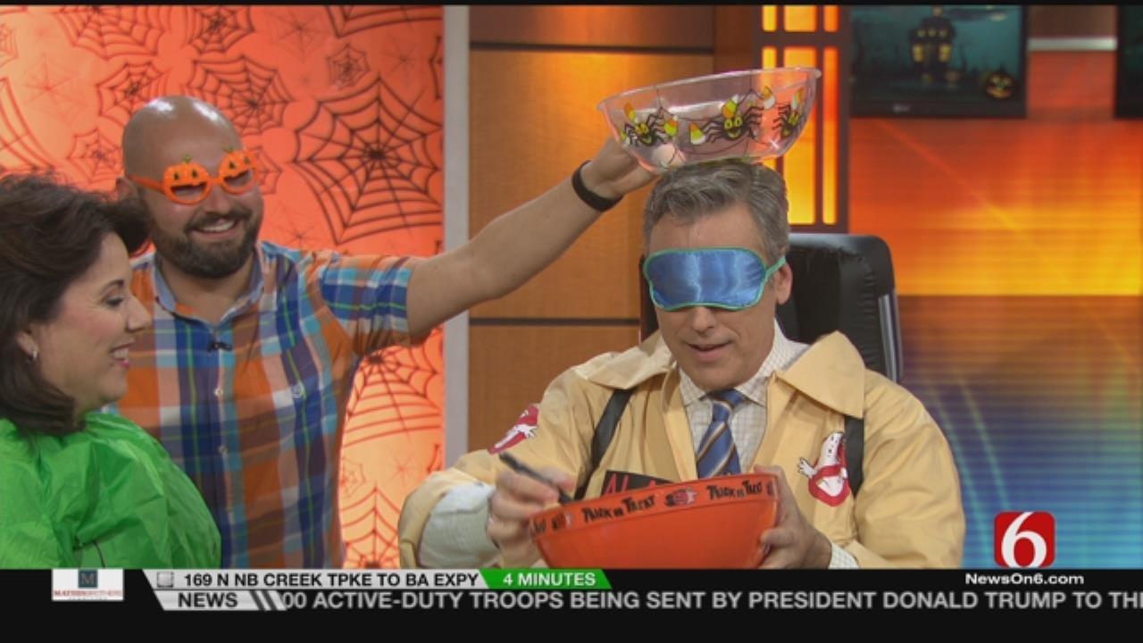 Halloween Fun: Play Grandma's Game With 6 In The Morning