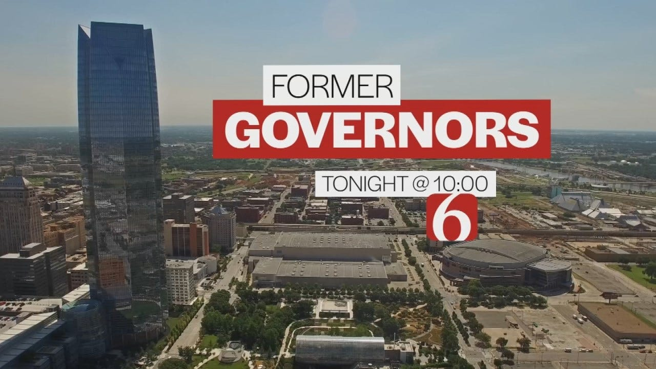 Tonight At 10: Living Governors