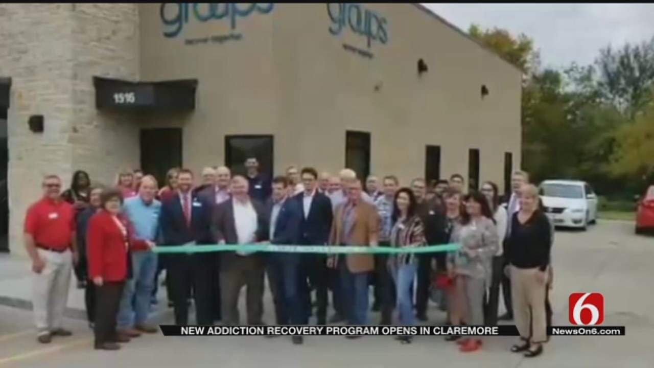 Opioid Recovery Program Opens New Clinic In Claremore