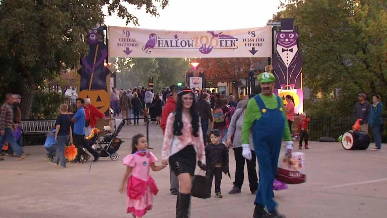 Enjoy Tulsa HallowZOOween Through Wednesday