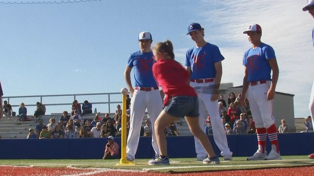 WEB EXTRA: Bixby's 4th Annual Buddy Baseball Game