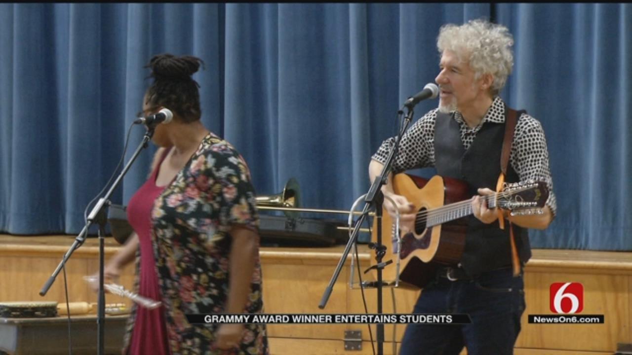 Popular Children's Musician Performs For Tulsa Kids