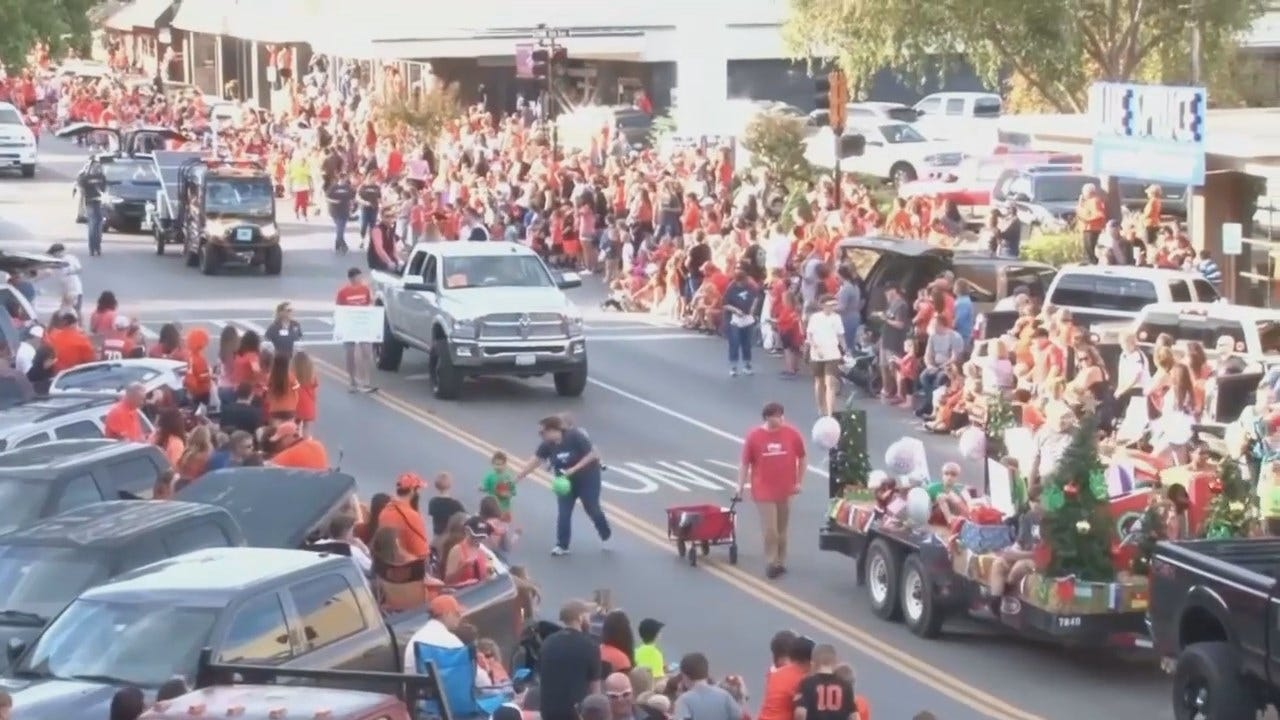 OSU Homecoming Festivities Planned For This Weekend