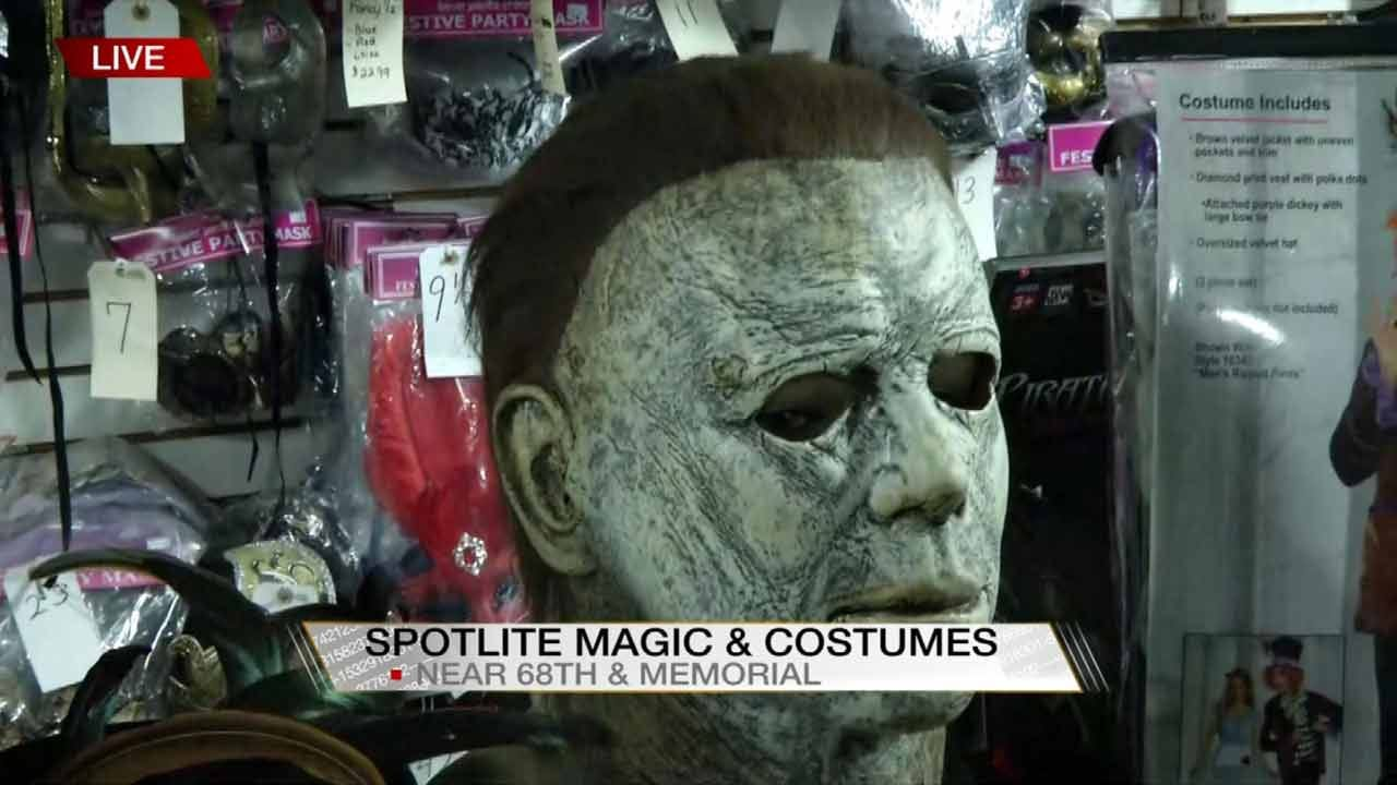 Tulsa Business Has Halloween Costumes Covered