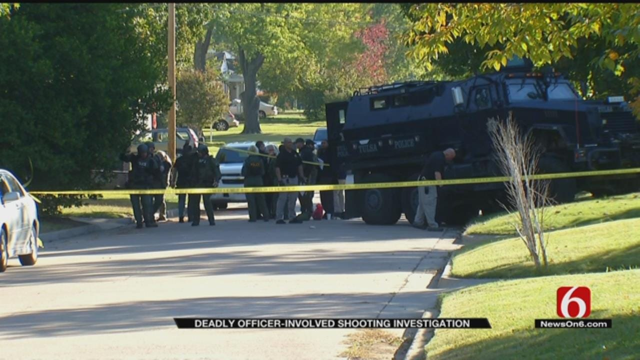 Former Tulsa Police Officer Discusses Affects Of Officer-Involved Shootings