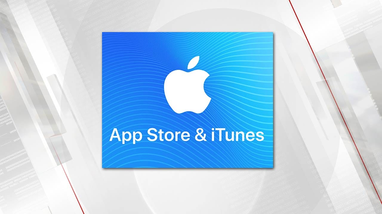 Lori Fullbright: Tulsa Police Warn Of iTunes Gift Card Email Scams