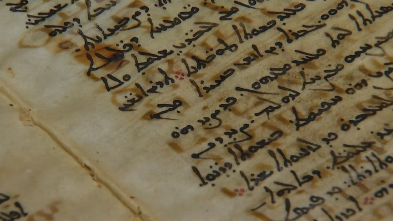 WEB EXTRA: Video Of Washington's Museum Of The Bible