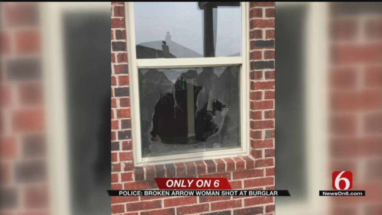 Burglary Suspect Shot At By Broken Arrow Homeowner Arrested In Missouri