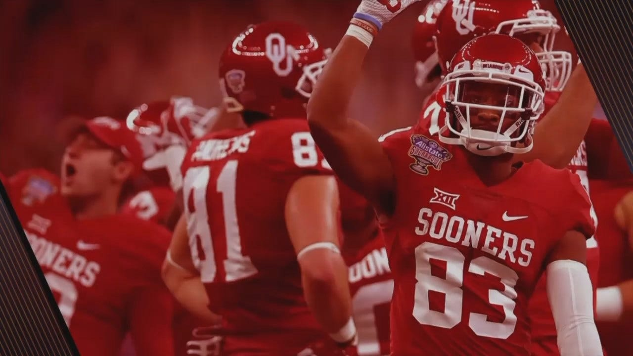 OU Moves Up to No. 8 After Victory Over TCU
