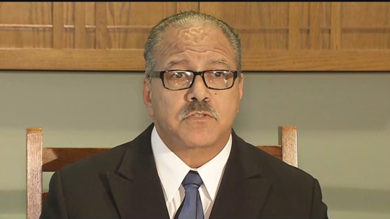 WATCH: Judge James Caputo News Conference