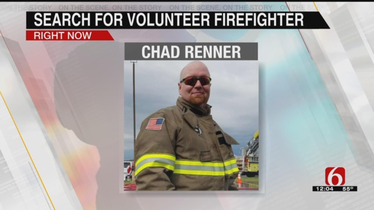 Prosecutors Charge Wagoner Co. Firefighter With Child Sexual Abuse