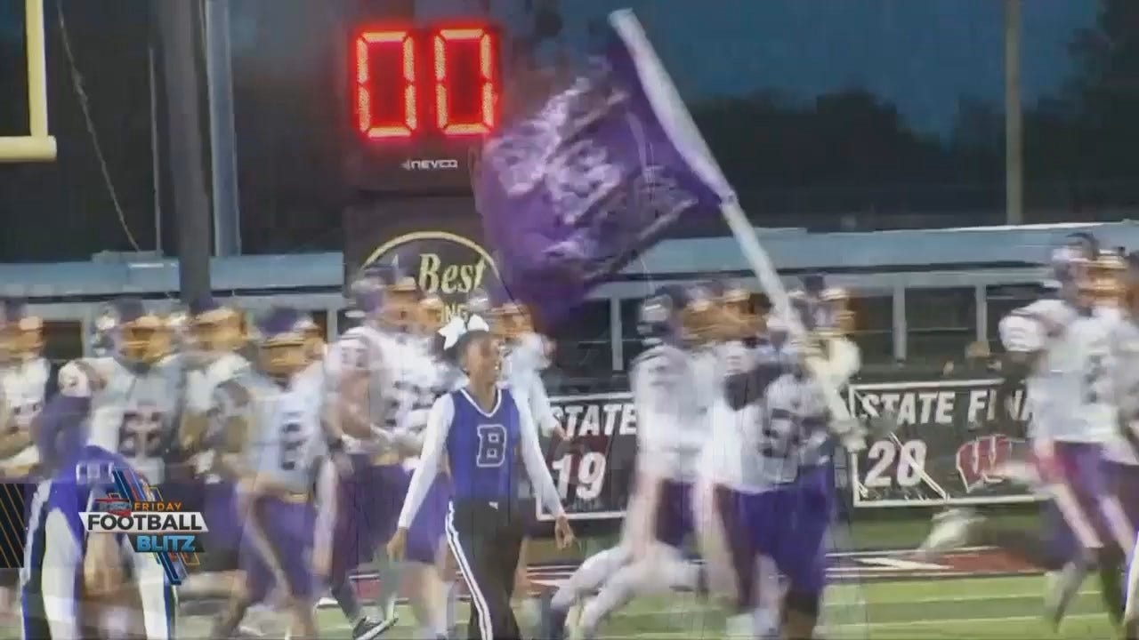 Wade's RV Game Of The Week: Wagoner Defeats Bristow 29-28