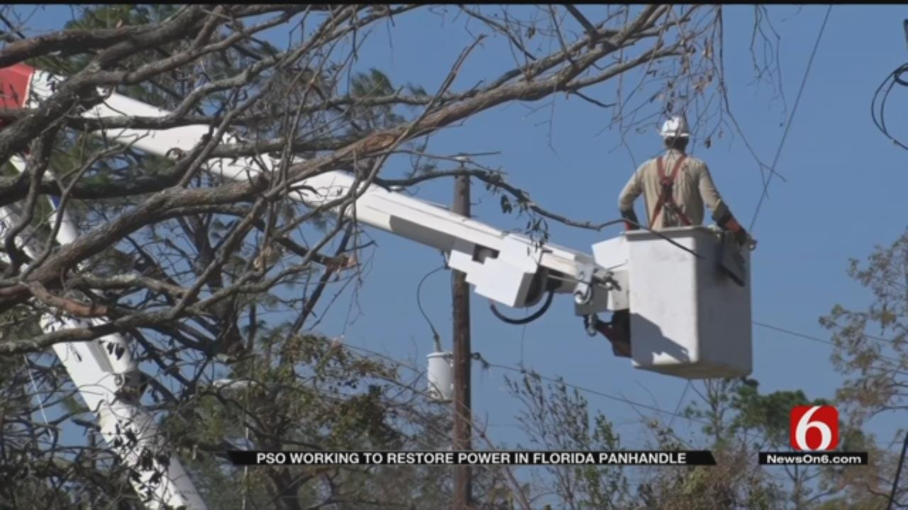 PSO Crews Helping Florida In Aftermath Of Hurricane