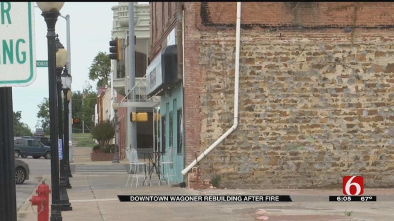 New Businesses Coming, Old Businesses Getting Fresh Life In Downtown Wagoner