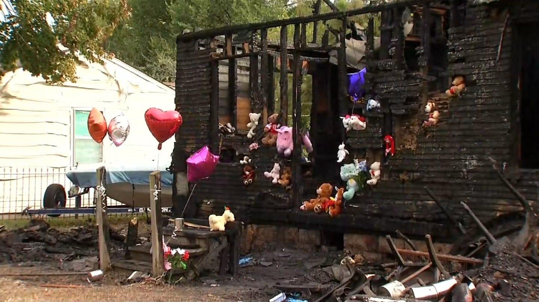 Prayer Vigil For Relatives Found Inside Burned Home In Tulsa
