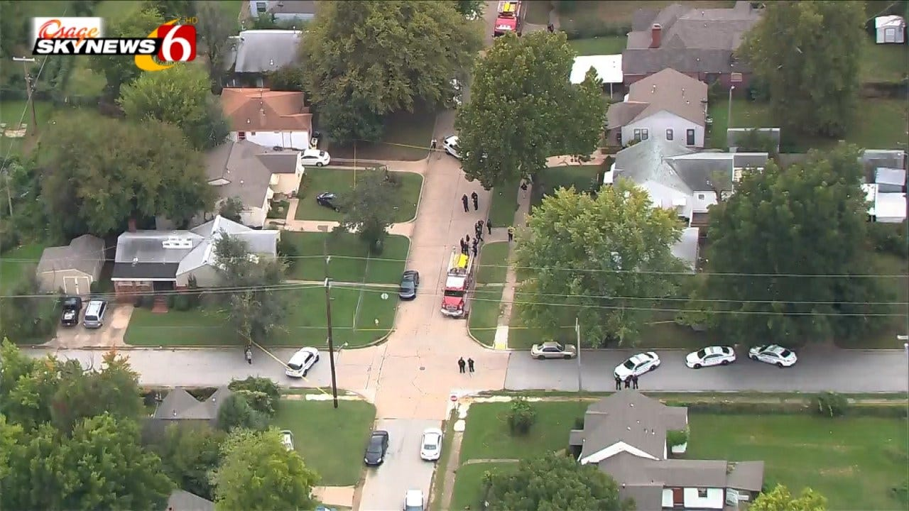 Tulsa Police: Daughter Shot Trying To Stop Fight Between Father, Brother