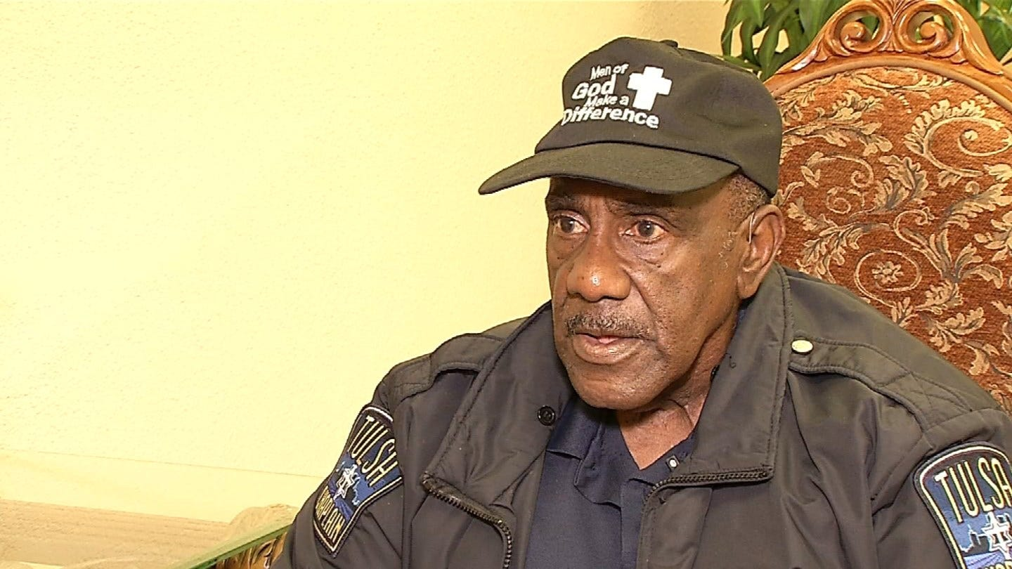 Tulsa Police Chaplain Working To Heal Wounds After Family Members Killed