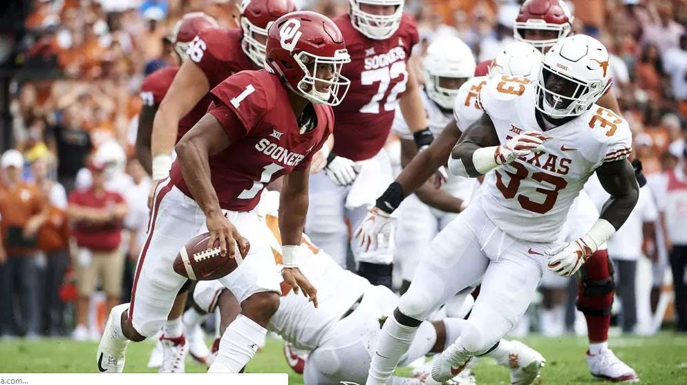 Sooners Look To Bounce Back After Loss In Texas