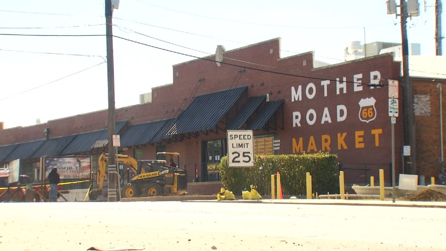New Development Project In The Works Near 11th & Lewis In Tulsa