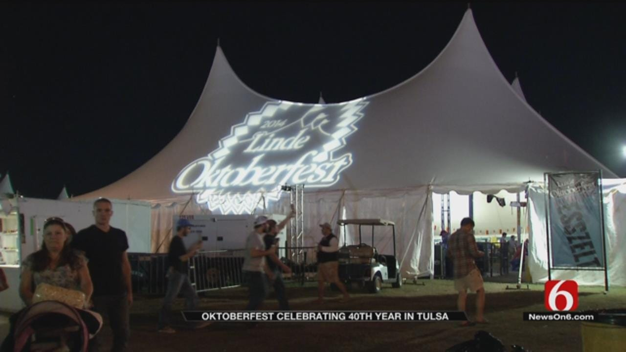 Oktoberfest Starts This Week