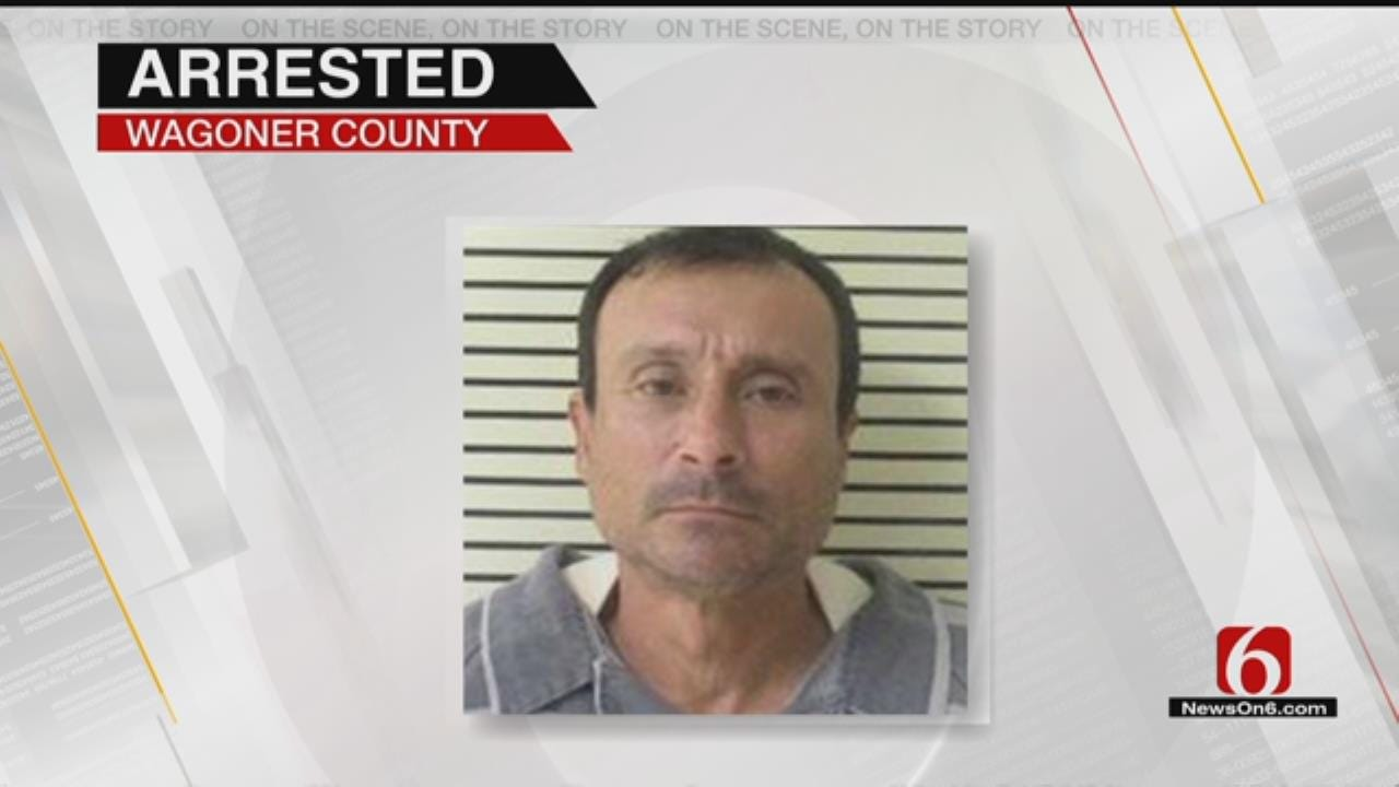 Wanted Man's Dog Leads Wagoner County Deputies To His Hiding Spot