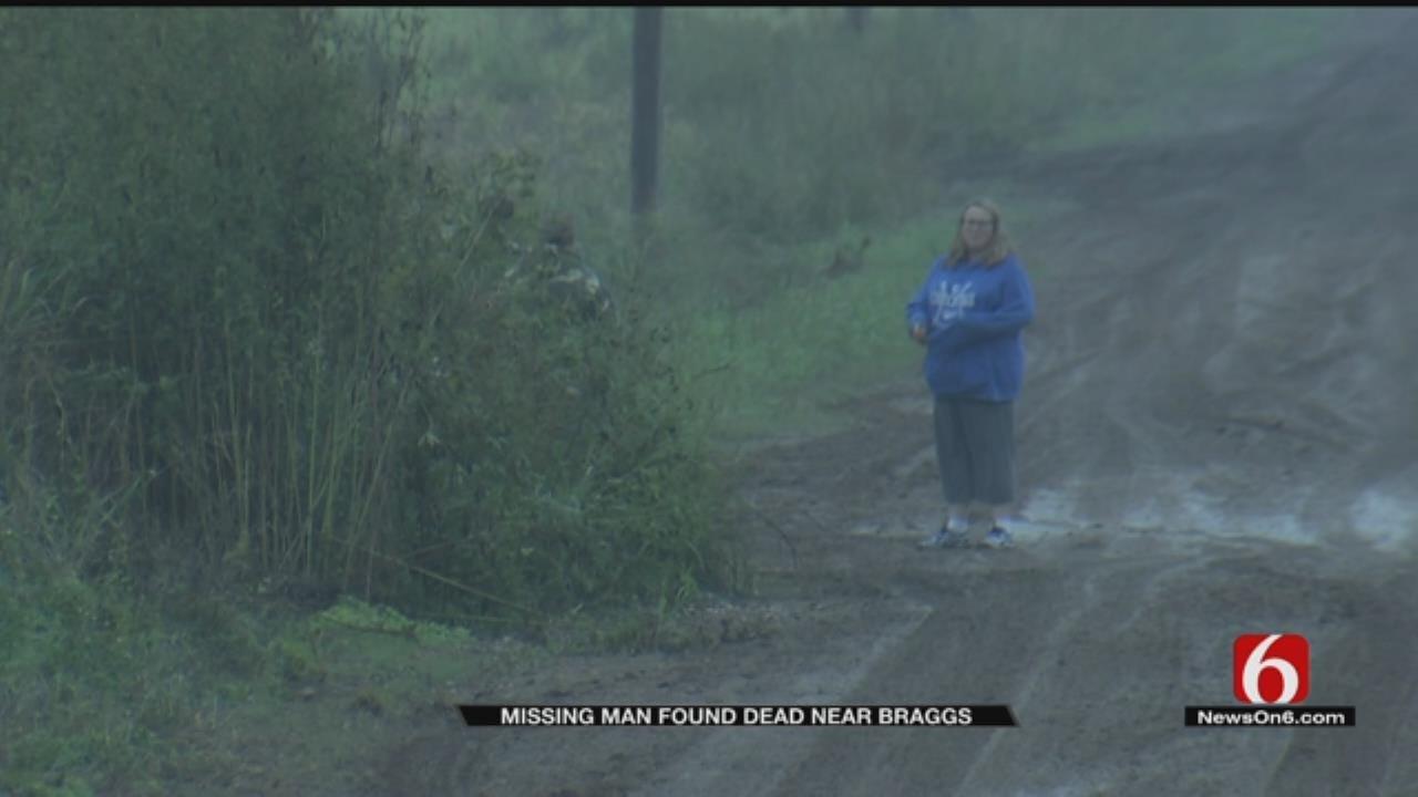 Body Of Missing Man Found Near Braggs