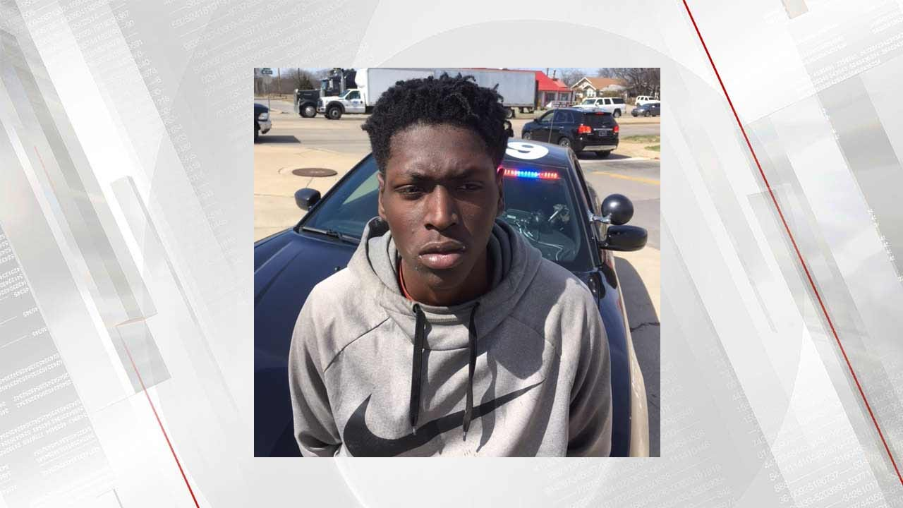 Okmulgee County Deputies Looking For Armed Robbery Suspect